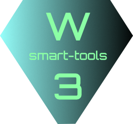 w3smarttools shield logo
